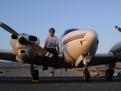 TravelAir N566KK