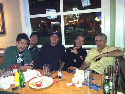 Fujita in San Jose