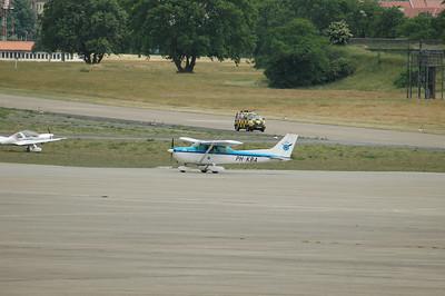 Tempelhof fly in 2008, Fred Dörr pics