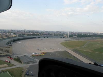 Tempelhof fly in 2008