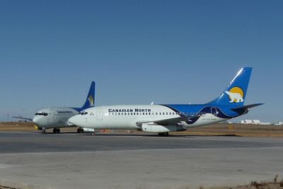 Canadian North B737s