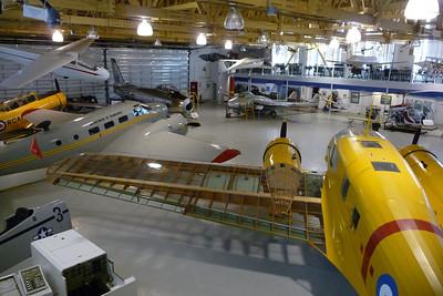 Calgary Aero Space Museum
