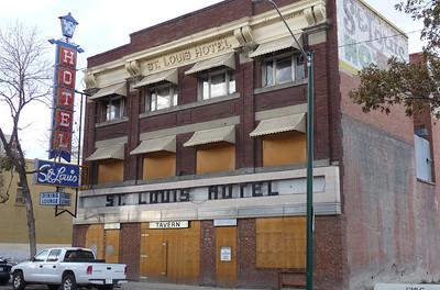 Hotel St. Louis, Calgary
