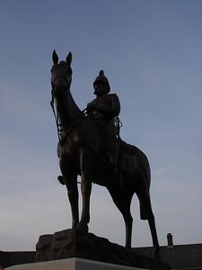 Mountie Memorial, Calgary