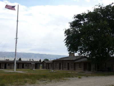 Fort Casper, Wyoming