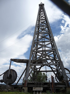 Old Oil Rig, Casper