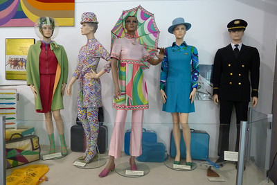 "Braniff Flight ""Hostesses"" 1970s"