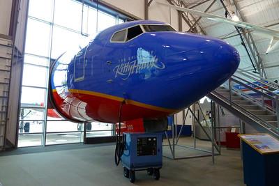 Southwest B 737-300
