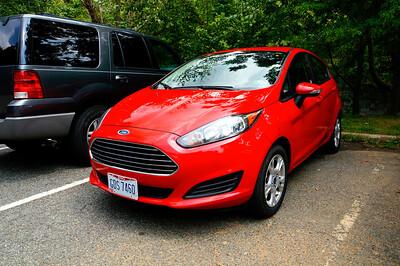 Ford Fiesta rental