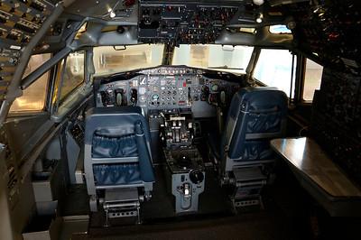 B727 cockpit, Future of Flight