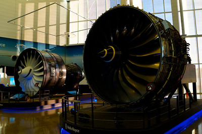 RR Trent 1000, Future of Flight