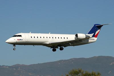 SkyWest - CRJ 200 N406SW