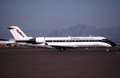 SkyWest - Delta Connection CRJ 200 N403SW