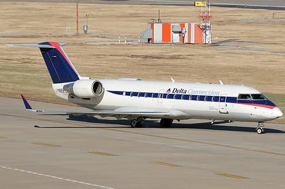 SkyWest - Delta Connection CRJ 200 N597SW