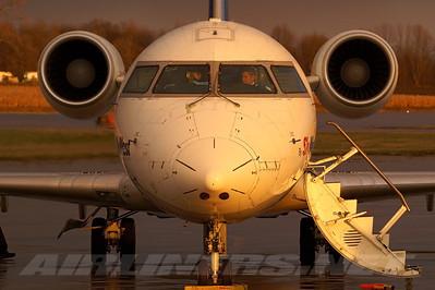 SkyWest - Delta Connection CRJ 200