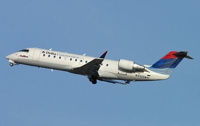 SkyWest - Delta Connection CRJ 200 N433SW