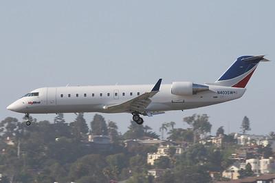 SkyWest - CRJ 200 N403SW