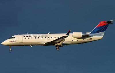 SkyWest - Delta Connection CRJ 200 N447SW