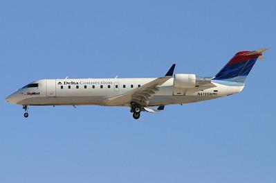 SkyWest - Delta Connection CRJ 200 N410SW
