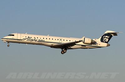 SkyWest - Alaska CRJ 700 N216AG