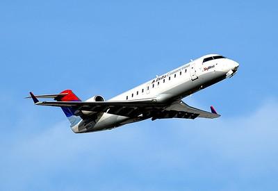 SkyWest - Delta Connection CRJ 200 N426SW