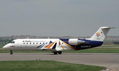 SkyWest - Delta Connection CRJ 200 N429SW