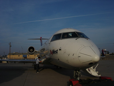 First Flight to Fresno