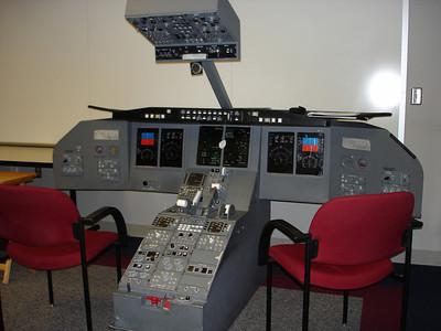 Cockpit trainer