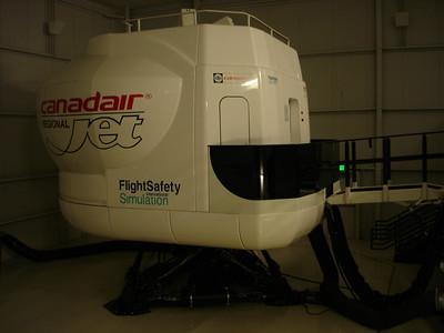 Fligh Safety SLC CRJ 200 Simulator