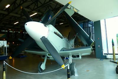 Supermarine Seafire Mk XV