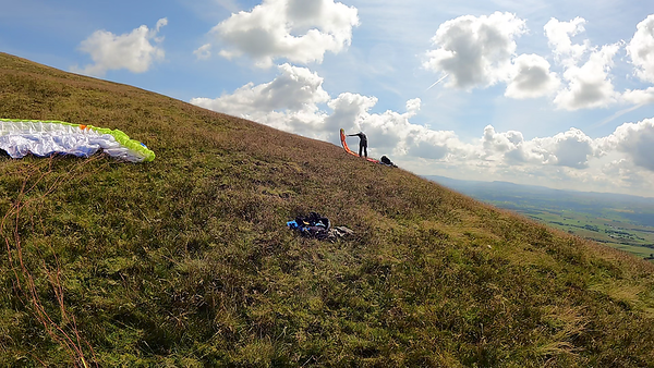 Murton Pike - another waiting session
