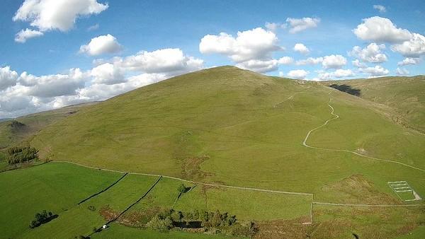 Murton Pike .... lovely hill.