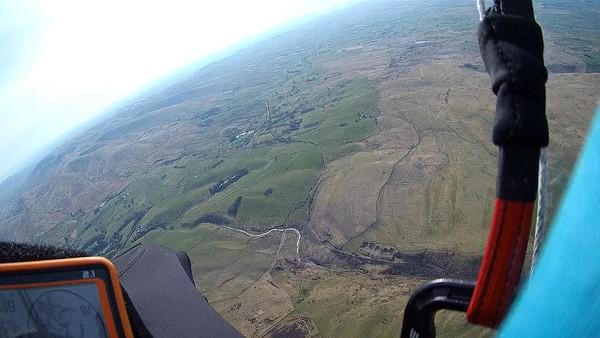 The west option, towards Tebay.