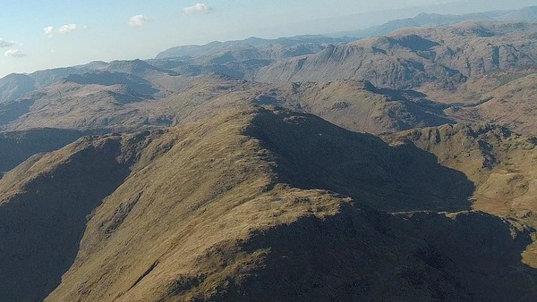 Wetherlam and the Langdales