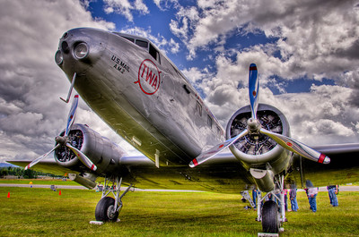 The U.S. Army Air Corps and later the U.S. Army Air Forces was the largest customer for the DC-2. The safe, comfortable, and reliable DC-2 was soon overshadowed when, in 1935, an improved version, the famous Douglas DC-3, flew for the first time.