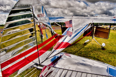 Cessna 170 - Grand Champion award in the Classic category