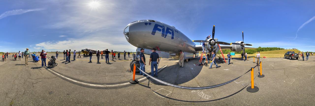 FiFi B-29 Superfortress