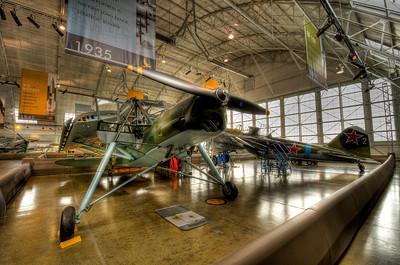 Fieseler Fi 156 C-2 Storch