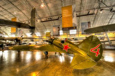 Polikarpov 1-16 Type 24 Rata