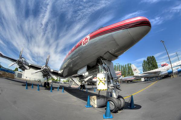 Museum of Flight Airpark