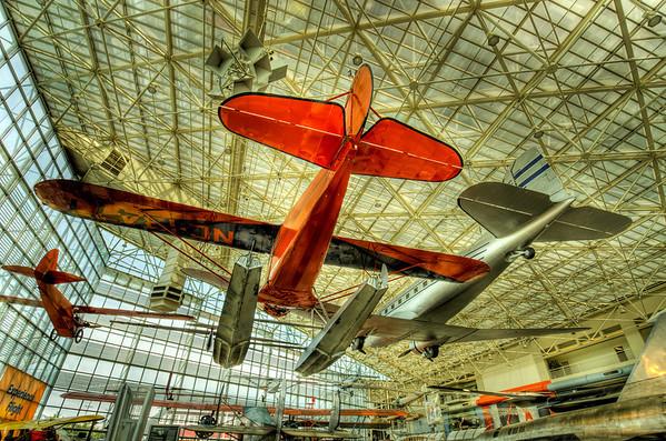 Museum of Flight Great Hall