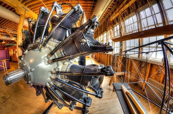 Museum of Flight Red Barn