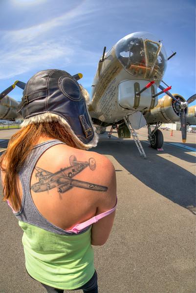 Nine-O-Nine B-17 Flying Fortress