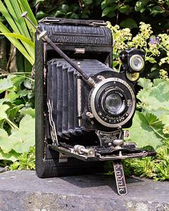 1927 Kodak No.1 Autographic Special with rare Zeiss Tessar lens