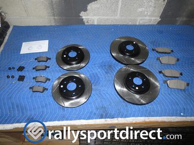 12/16/2013 Brakes Pad/Rotor