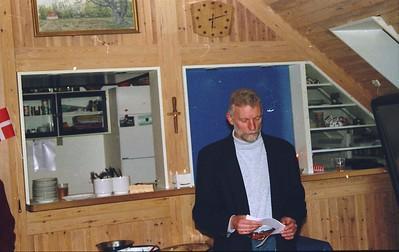 "Formand Poul Erik ""Major"" Andersen"