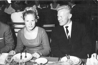 Vibeke og Henri Larsen