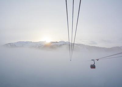 Whistler Peak-to-Peak