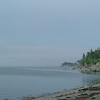 7/6/2007 3:42 pm<br /> <br /> Deer Island ferry landing, Welshpool, looking at Head Harbour passage