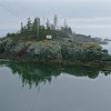 5/29/2007  11:23 am<br /> <br /> Head Harbour lightstation island - the entrance to Head Harbour passage